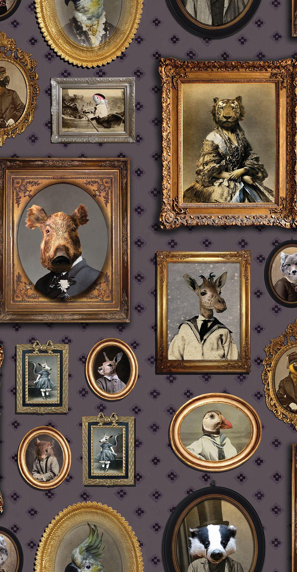 Portrait Gallery by Graduate Collection - Mauve ...