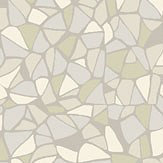 Wedgwood Home Mosaic Cream / Gold Wallpaper - Product code: MOSAIC 2