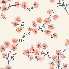 SketchTwenty 3 Blossom Aurora Orange Wallpaper - Product code: MH00414