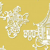 SketchTwenty 3 Chinois Citron Wallpaper