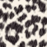 SketchTwenty 3 Leopard Dark Grey Wallpaper