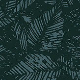 Boråstapeter Amorina Navy and Green Wallpaper