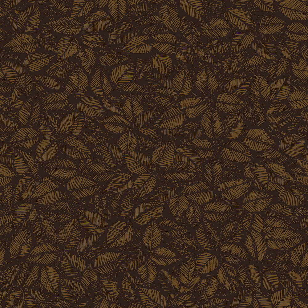 Boråstapeter Amorina Black and Copper Wallpaper - Product code: 1772