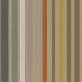 Cole & Son Carousel Stripe Linen Wallpaper - Product code: 108/6030