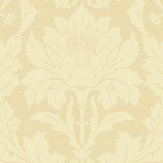 Cole & Son Fonteyn Vintage Yellow Wallpaper - Product code: 108/7038