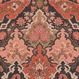 Cole & Son Pushkin Coral Wallpaper