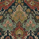 Cole & Son Pushkin Multi Wallpaper