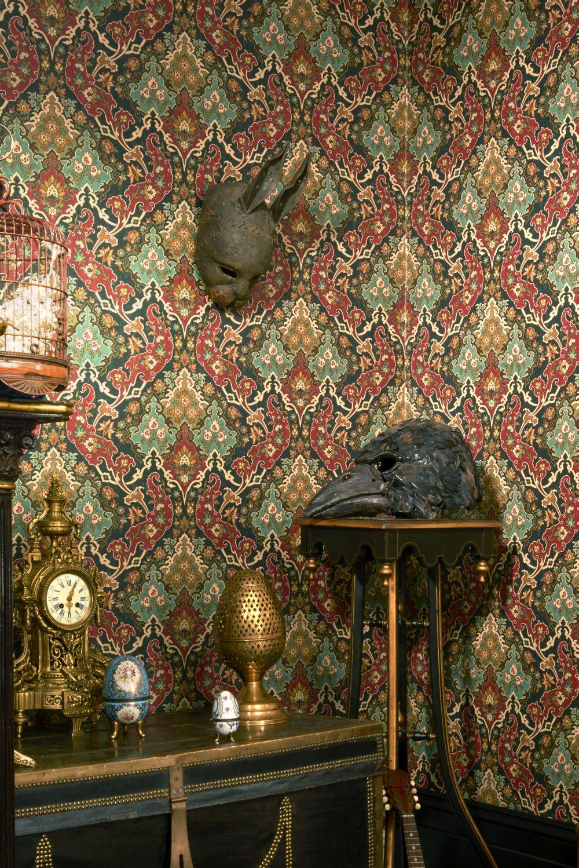 Pushkin Wallpaper - Multi - by Cole & Son