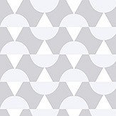 Boråstapeter Arne Grey Wallpaper