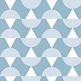 Boråstapeter Arne Blue Wallpaper - Product code: 1784