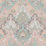 Cole & Son Pushkin Pastel Wallpaper