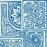 Cole & Son Bellini Blue Wallpaper