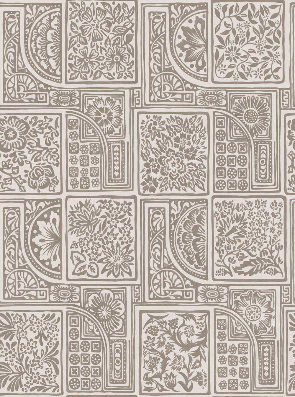 Cole & Son Bellini Stone Wallpaper - Product code: 108/9048