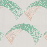 Farrow & Ball Arcade Emerald Wallpaper - Product code: BP 5305
