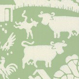 Farrow & Ball Gable Apple Wallpaper - Product code: BP 5403