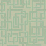 Farrow & Ball Enigma Apple Wallpaper