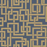 Farrow & Ball Enigma Gold Wallpaper