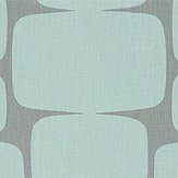 Scion Lohko Mist and Graphite Fabric - Product code: 120485