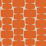 Scion Lohko Paprika and Pebble Fabric - Product code: 120489