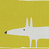 Scion Mr Fox Kiwi Fabric - Product code: 120499
