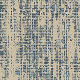 SketchTwenty 3 Hessian Teal Wallpaper