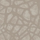 SketchTwenty 3 Crystal Beads Taupe Wallpaper
