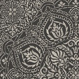 SketchTwenty 3 Mia Charcoal Wallpaper - Product code: SH00629