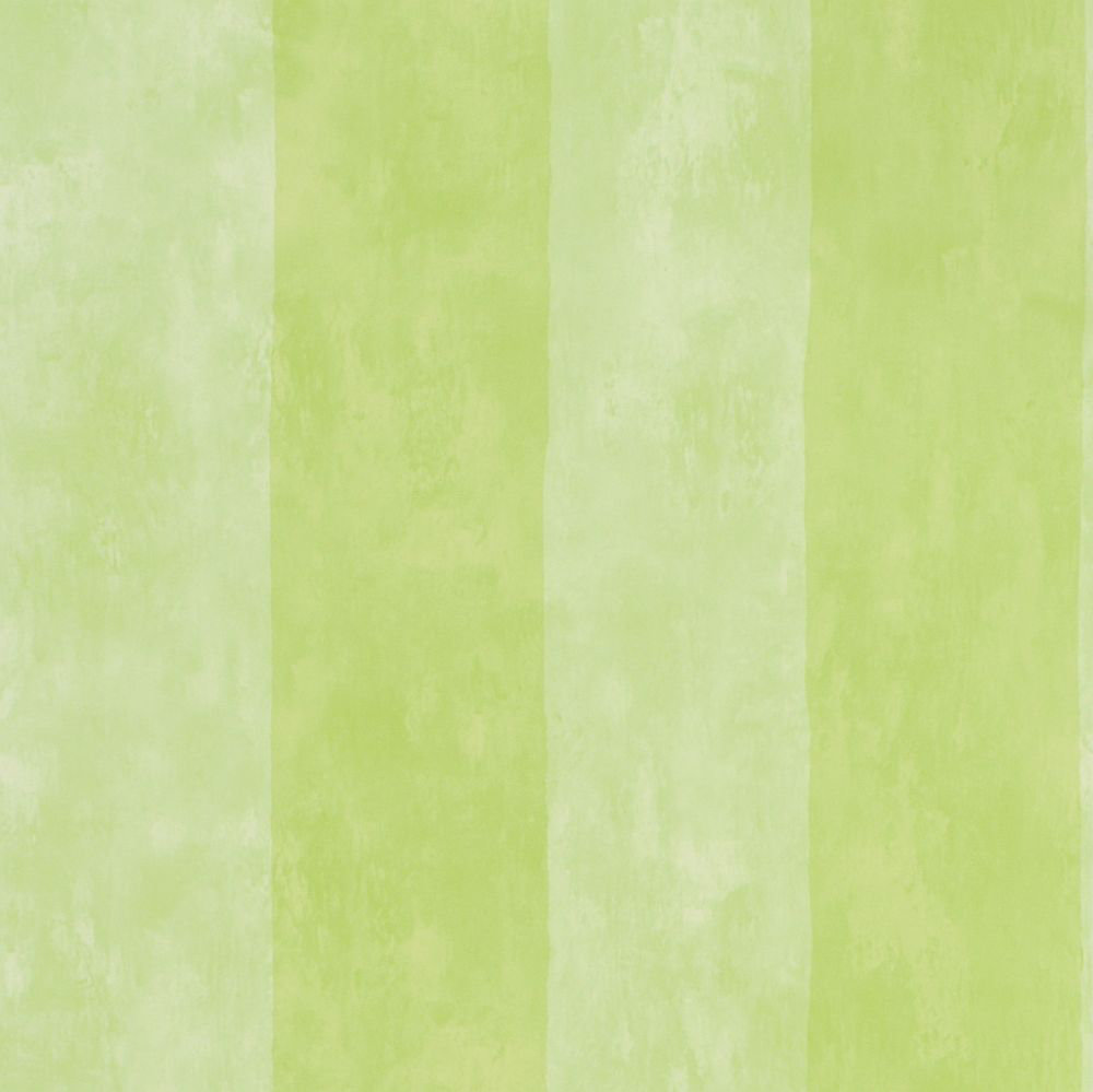 Designers Guild Parchment Stripe Lime Tree Wallpaper main image