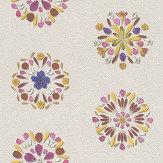 Albany Petal Flowers Pink Wallpaper