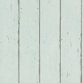 Albany Wood Panelling Aqua Blue Wallpaper