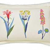 Sanderson Floral Bazaar Oxford Pillowcase
