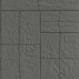 Albany Crispy Paper Charcoal Grey Wallpaper