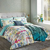 Clarissa Hulse Backing Cloth King Size Duvet Duvet Cover