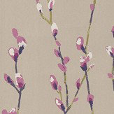 Harlequin Salice Heather / Gilver Wallpaper - Product code: 111472