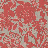 Harlequin Coquette Coral Wallpaper - Product code: 111482