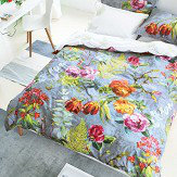 Designers Guild Tulipani Single Duvet  Duvet Cover