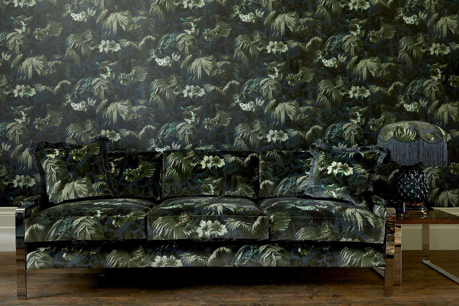 Limerence By House Of Hackney Ink Wallpaper Direct