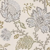 Nina Campbell Coromandel Ivory / Gold / Silver Wallpaper - Product code: NCW4270/05