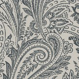 SketchTwenty 3 Paisley Silver Wallpaper - Product code: SR00516
