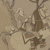 Matthew Williamson Aravali Gold Wallpaper - Product code: W6955/05