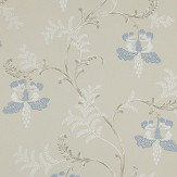 Colefax and Fowler Bellflower Blue Wallpaper - Product code: 07127/05
