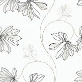 Boråstapeter Espri White Wallpaper - Product code: 5458