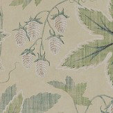 Colefax and Fowler Lindon Green Wallpaper