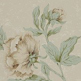 Colefax and Fowler Karina Cream Wallpaper