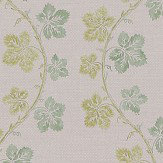 Colefax and Fowler Lotta Green Wallpaper