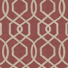 Prestigious Bergerac Paprika Fabric