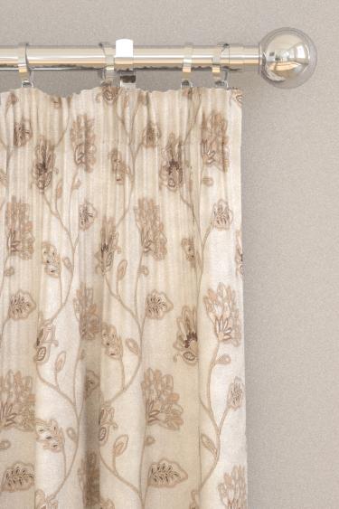 Prestigious La Rochelle Parchment Curtains - Product code: 3504/022