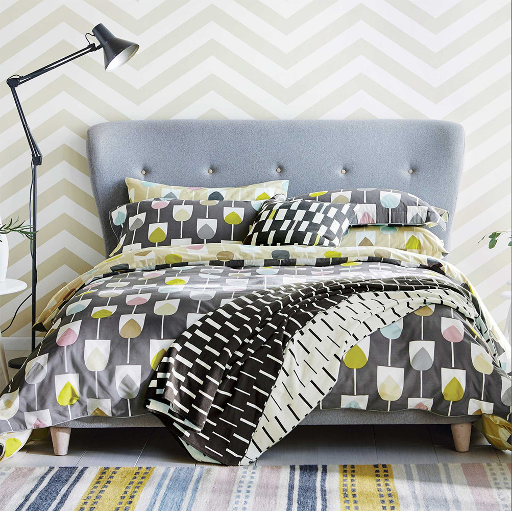 Sula Duvet By Scion Double Uk Duvet Cover