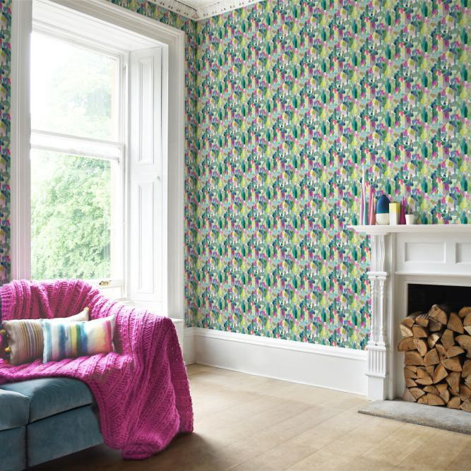 bluebellgray Wee Rothesay Multi Wallpaper extra image