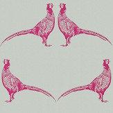 Barneby Gates Pheasant Pink Wallpaper - Product code: BG1500102